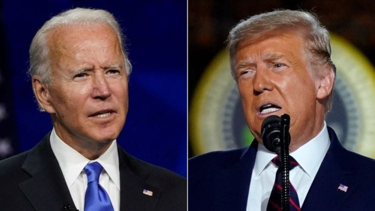 Astrology of Biden and Trump presidential nominations