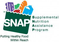 SNAP (formerly Food Stamps) logo