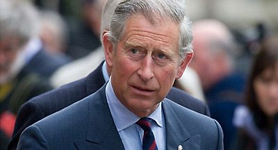 Prince Charles, father of William