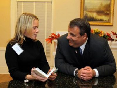 Kelly and Christie