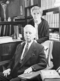 Will and Ariel Durant, opposing Klios