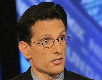 Eric Cantor walks out of negotiations