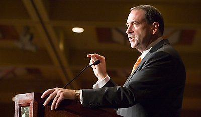 astrology of Mike Huckabee presidential candidacy withdrawal