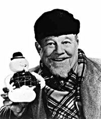 Burl Ives, astrology of Rudolph