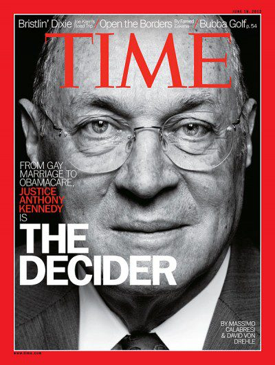Kennedy Time cover