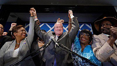 Mayoral candidate Kenney wins in Philadelphia
