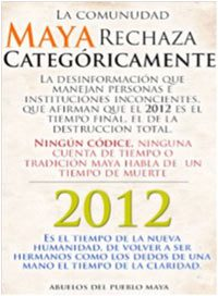 Mayan community rejects 2012