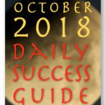 Daykeeper Daily Success Guide, October 2018