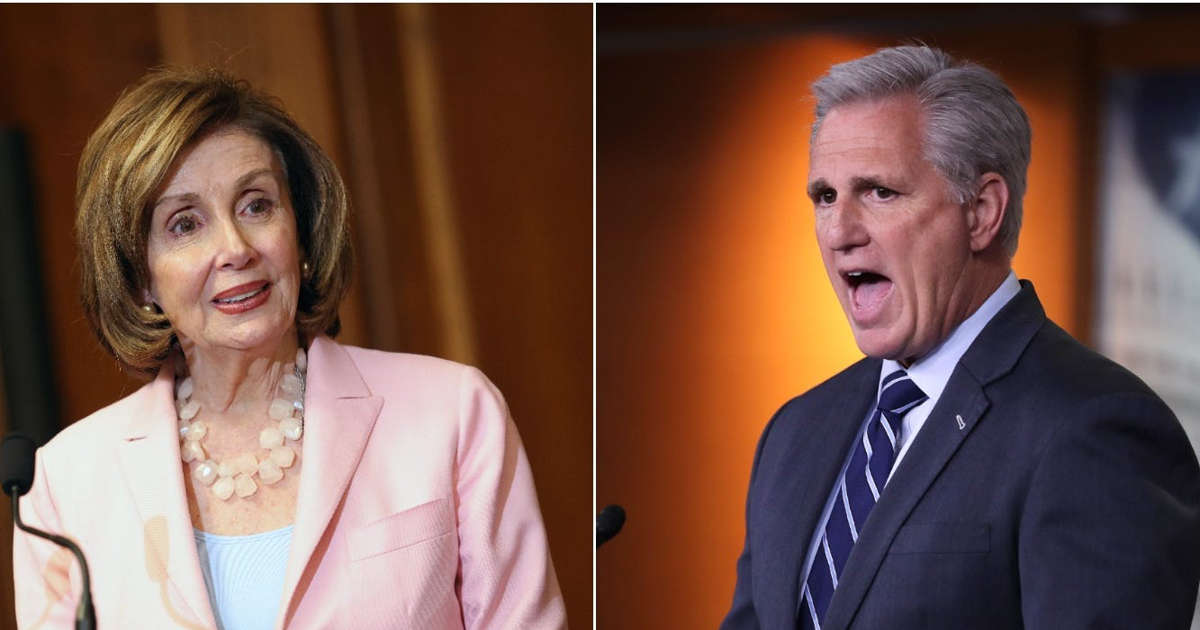Astrology of Pelosi vs. McCarthy and the 1/6 Select Committee