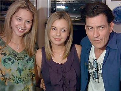 Sheen with goddesses
