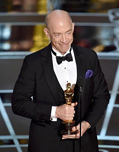JK Simmons, Best Supporting Actor