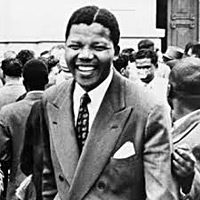 Mandela as a young lawyer